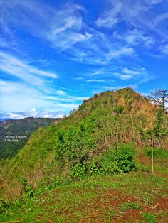 The Soul Explorer: Mt. Damas and the Ubod Falls