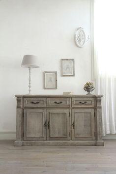 メモリーブロックとグレーイッシュなフレンチスタイルの家具|*素敵リビング* by サラグレース