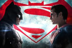 Crea arte visual inspirado por Batman v Superman: Dawn of Justice