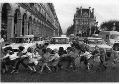 PHOTO 20世紀のパリを記録した写真家 生誕100年記念写真展 ロベール・ドアノー|イズムコンシェルジュ