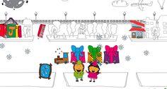Hoy esta nevando en la calle de Juntines!!!  http://www.juntines.com/