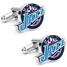 For Sale - NBA Basketball Cufflinks Utah Jazz, from Brookstone