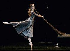 Cinderella: Agnès Letestu Paris Opera Ballet