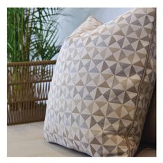 Its the changing of the seasons and so its time to change up your scatter cushions to bring some warmth and comfort to your outdoor or indoor spaces. We have an exclusive selection of luxurious scatter cushions upholstered in the finest range of @sunbrella fabrics. Visit our showrooms to see the available stock.