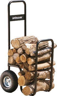 Cabela's: Landmann Log Caddy with Cover