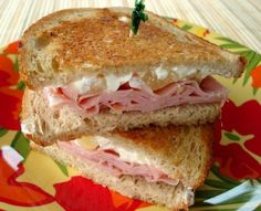 If you're a fan of gruyere and apple sammies, this recipe is a must try.