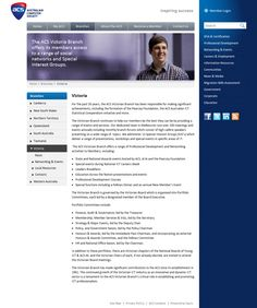 Australian Computer Society - The Australian Computer Society (ACS) is the recognised association for Information and Communications Technology (ICT) professionals, attracting a large and active membership from all levels of the ICT industry. A member of the Australian Council of Professions, the ACS is the public voice of... - http://technologycompanieslist.com/listings/australian-computer-society/