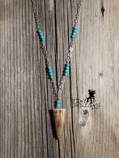 A personal favorite from my Etsy shop https://www.etsy.com/listing/229486652/elk-antler-and-turquoise-sterling-silver