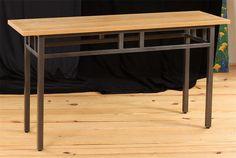 Amish Mixed Mission Sofa Table