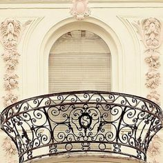 Princess monogram balcony  Of course I want this!!!