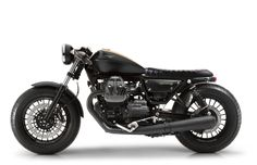 Moto Guzzi V9 Bobber Cafe Racer Brat Style MY NEW DREAM