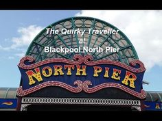 Why you must visit the North West of England - Blackpool Pier video