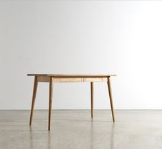 The GINSBERG Desk - in Mango Wood - Swoon Editions - swooneditions.com