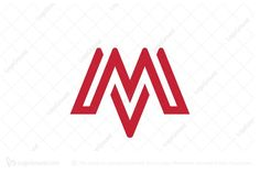Logo for sale: Letter M Mm Logo. Unique double M or MV logo. Alphabet M MM two Ms unique logos MV MMV B2B Computers Electronics telecom Entertainment media Financial Sports outdoors service accessories digital art Music store Publishing Accounting Advertising Architectural, engineering Construction rentals Marketing eCommerce Online gaming Web hosting design General electronic Home audio consultation consulting consultant Financial investment Mortgage broker Real estate agent mmm purchase