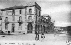 CPA Tunisie Bizerte Grand Hotel Europe (47305)