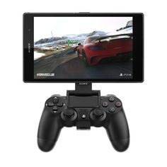 Xperia Z3 Tablet Compact Plays Nicely with the PS4 DualShock 4 Controller
