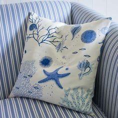Nautical & Stripes - Autumn 2011 Collection - Jane Churchill Fabrics & Wallpapers