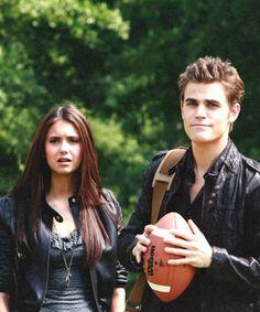 Elena and Stefan, Vampire Diaries