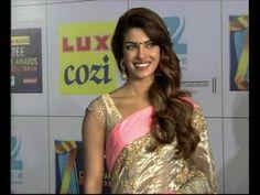 Priyanka Chopra @ ZEE CINE AWARDS 2014.