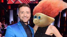 Justin Timberlake to contribute original music to 'Trolls' soundtrack