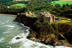 Culzean Castle & Countryside. Scotland