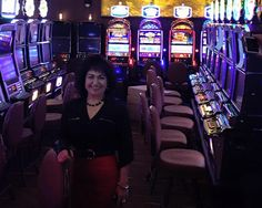 The 7,310 square-foot Nambe Falls Casino in New Mexico features 180 slot machines.