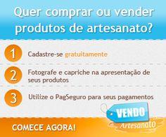 Aquário artificial com vela - Portal de Artesanato - O melhor site de artesanato com passo a passo gratuito