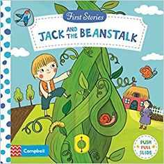 I decided to sit down and read the Jack and the Beanstalk pop-up book I was pleasantly surprised. Jake my 21 month old busy boy sat on my lap and was surprisingly engaged. He loved to pull out the tabs and see the picture change.  I loved how it captivated his little mind.