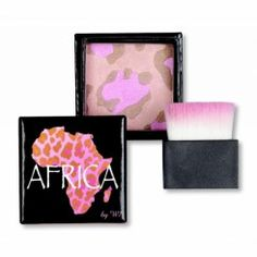 Africa Bronzing Powder Go wild for this gorgeous face powder! Illuminates skin for a fearless look. Too Faced Bronzer, Face Bronzer, W7 Cosmetics, Make Up Art, Makeup Shop, Blusher, Face Powder, Beauty Shop, Makeup Brushes
