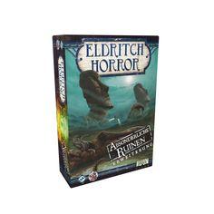 Eldritch Horror: Absonderliche Ruinen - Erweiterung