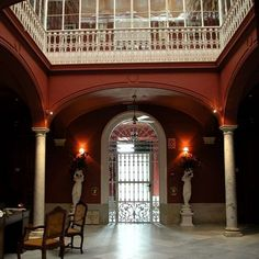 Hotel Casa Palacio Conde de la Corte [Zafra, Badajoz]