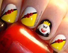 King Boo Nails.