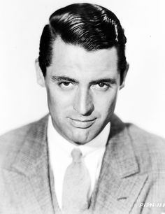 Cary Grant. Was he not drop dead gorgeous?