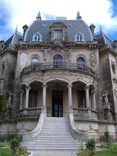 Palacio Familia Urruabarrena 1919, Ciudad de Conconcordia, Prov. Entre Rios.