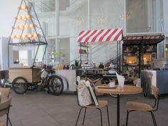 馬車道「カフェ オムニバス」は横浜観光の休憩に使えるおしゃれカフェ - macaroni