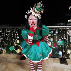 Harajuku, Female Clown, Cute Clown, Laser, Clowns, Goth, Cosplay, Girls, Style