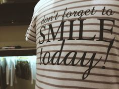 don't forget to SMILE today! #douuodkids
