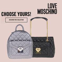 SHOP NOW  http://bit.ly/Labrini_Love_Moschino #labriniathens #MoschinoBags #LoveMoschino