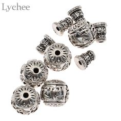 Cheap Beads, Buy Directly from China Suppliers:Lychee 5pcs 3 Hole Guru Buddha Beads Religious Alloy Beads DIY Handmade Mala Yoga Rosary Crafts Enjoy ✓Free Shipping Worldwide! ✓Limited Time Sale✓Easy Return. Buddha Beads, Cheap Beads, Bead Crafts, Types Of Metal, Jewelry Accessories, Cufflinks, Yoga, China, Free Shipping
