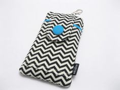 Fabric iPhone 5 5s 5c Case iPod 5 gen case Smart by KapomCrafts, $21.00