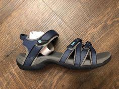 b751f99a064b New Teva W Tirra 4266 Bering Sea Blue Womens Sport Sandals Size 7.5M 7.5