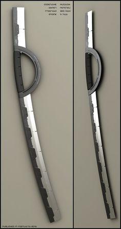 Espada Retractil                                                       …