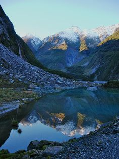 Fox Glacier - New Zealand South Island - would be one of the best places to travel EVER