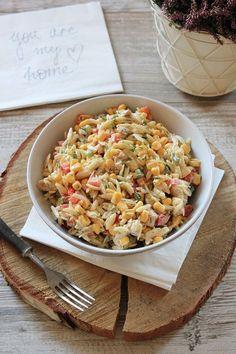 Cześć! Dziś mam dla Was przepis na absolutnie przepyszną sałatkę z makaronem ryżowym i kurczakiem . Na podstawie blogowych statystyk wiem,...