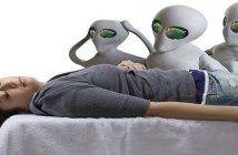 extraterrestres abducción