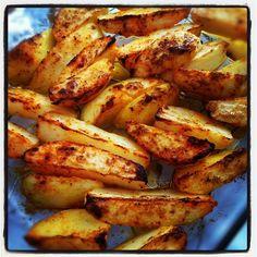 תפוחי אדמה לקראת צהריים