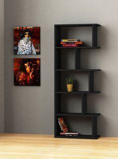 Black&White Libreria Tapi Nero su Amazon BuyVIP