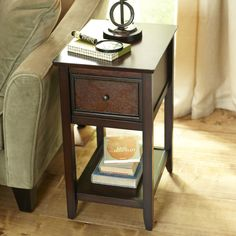 Sonoma Life Style 174 Cameron End Table The Great Indoors