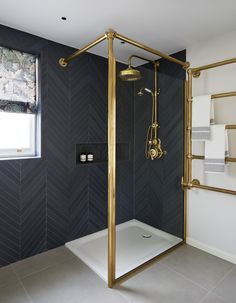 Designed by Drummonds' Bathroom Design Service, this townhouse bathroom has a . Designed by Drummonds' Bathroom Design Service, this townhouse bathroom has a sophisticated urban Large Bathrooms, Modern Bathroom, Small Bathroom, Luxury Bathrooms, White Bathrooms, Shower Bathroom, Bathroom Mirrors, Bathroom Cabinets, Bathroom Ideas