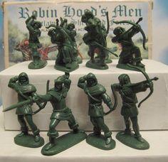60 Piece Skeleton Soldier Figures
